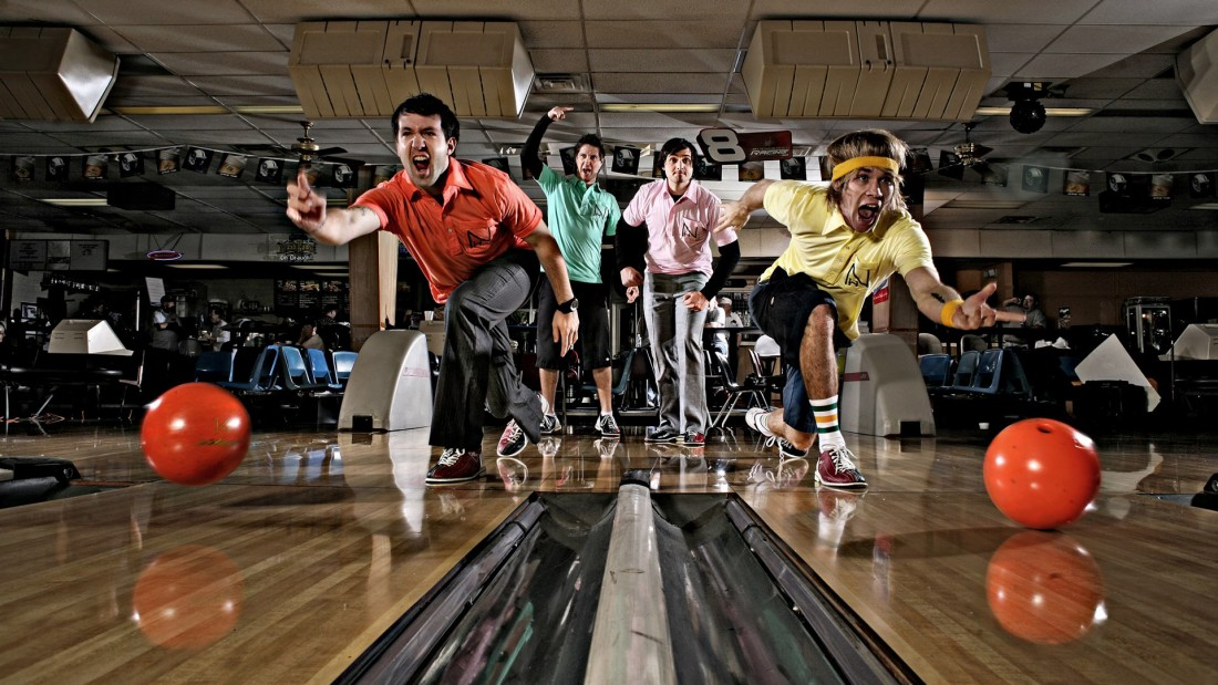 Men Bowling competition 439486